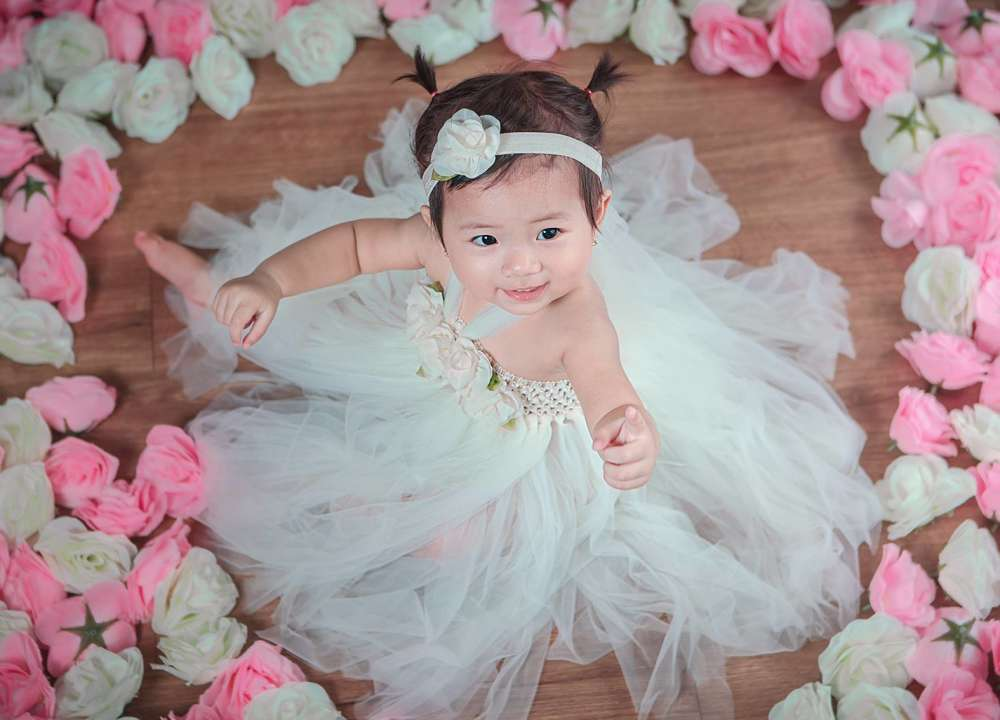 Công chúa hoa hồng - Donald studio - chụp ảnh đẹp nhất tphcm