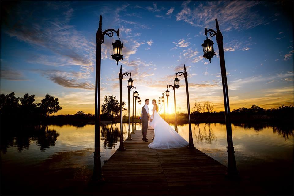 Chụp ảnh cưới tại phim trường giá rẻ
