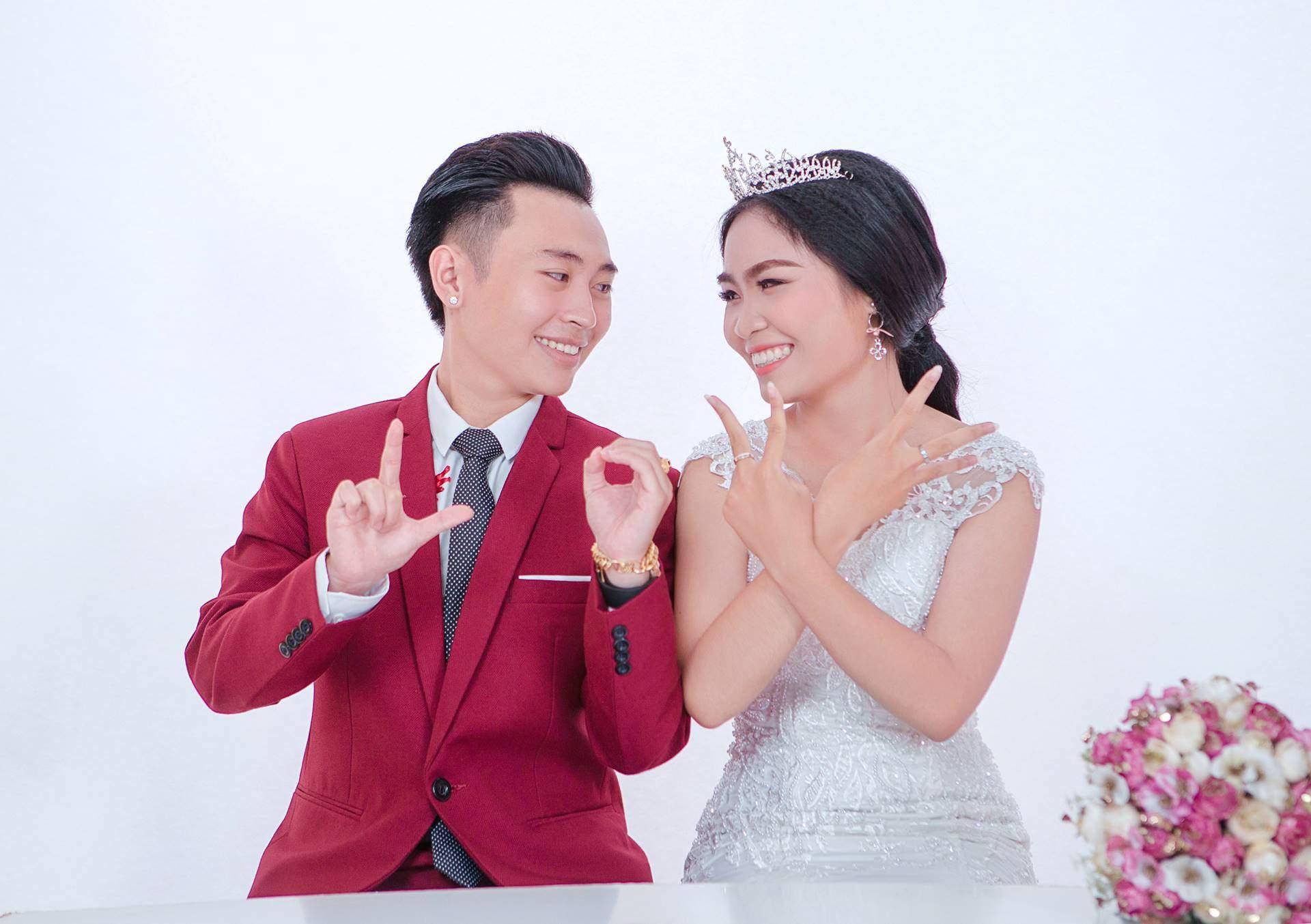 Chụp hình cưới tại Donald studio
