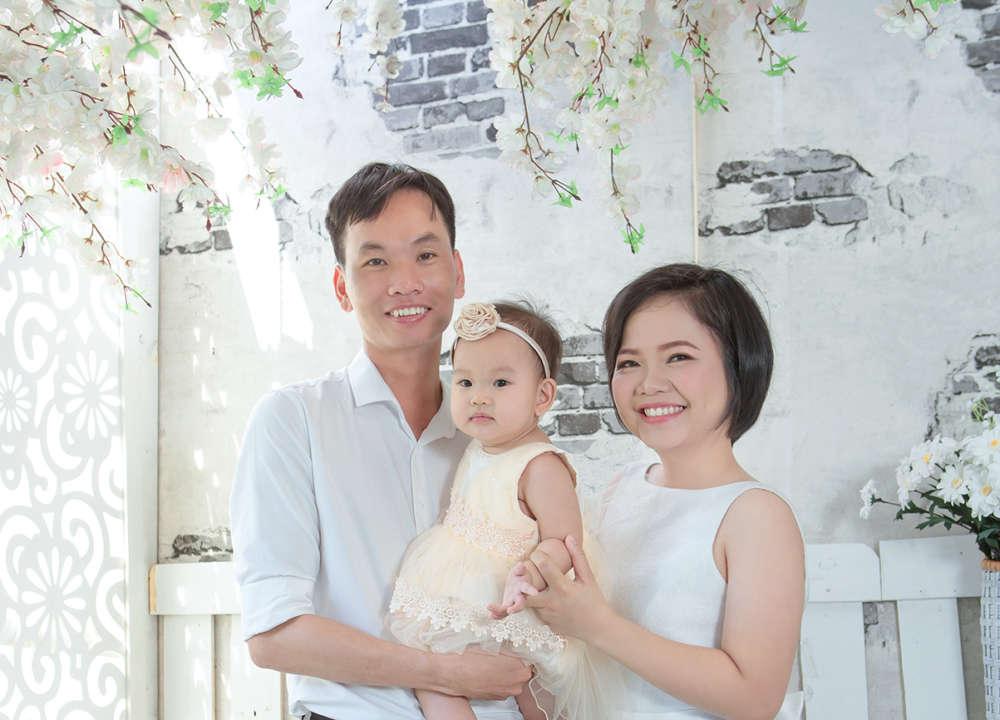 khuyến mãi chụp hình ba mẹ và bé HCM