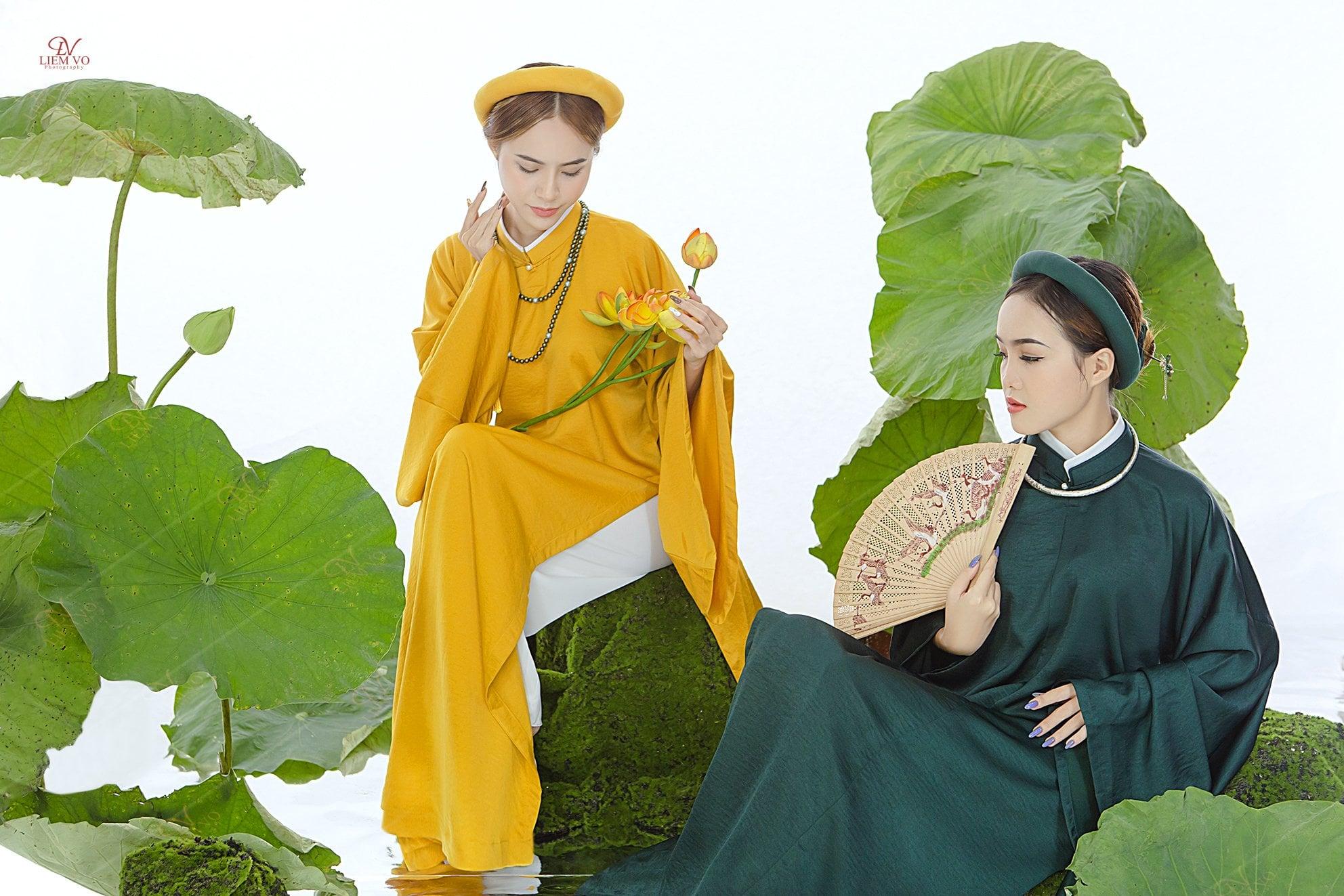 Chụp ảnh Việt Phục tại hcm