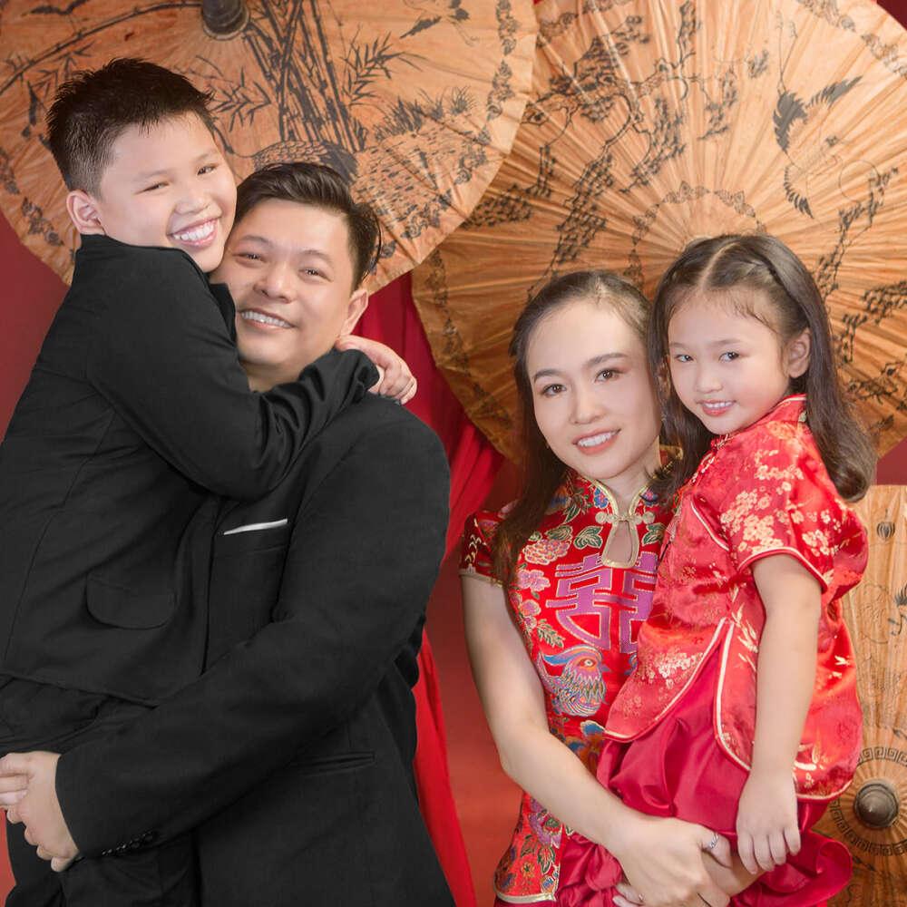 Chụp ảnh gia đình tại hcm
